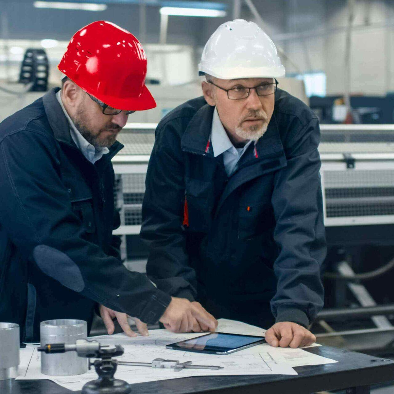 Building a factory